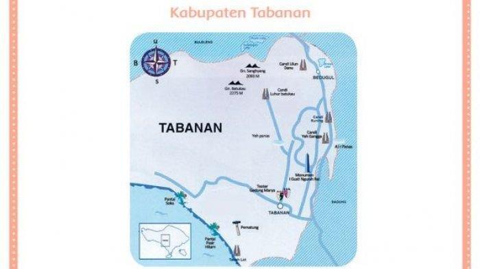 KUNCI JAWABAN Kelas 4 Halaman 35 Pekerjaan yang Terkait dengan Kegiatan Ekonomi di Kabupaten Tabanan