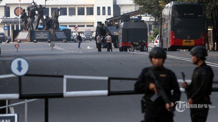 6 Teroris Penyerang Mako Brimob Dijatuhi Hukuman Mati, 36 Jam Mencekam 5 Densus Tewas