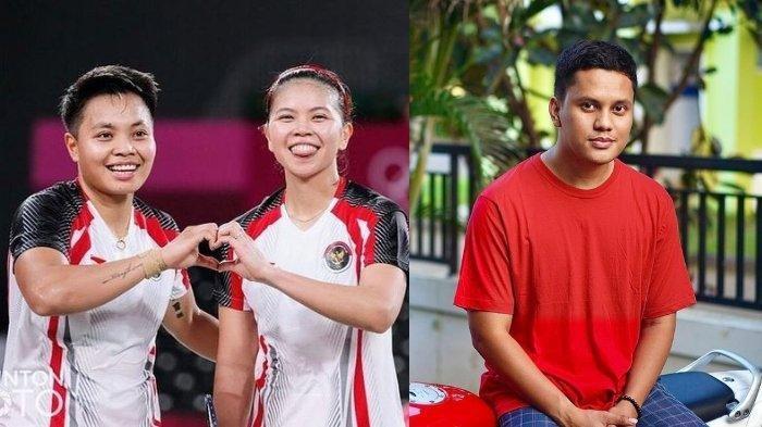 Tepati Janji, Arief Muhammad Berikan Cabang Baso Aci Akang untuk Greysia Polii dan Apriyani Rahayu