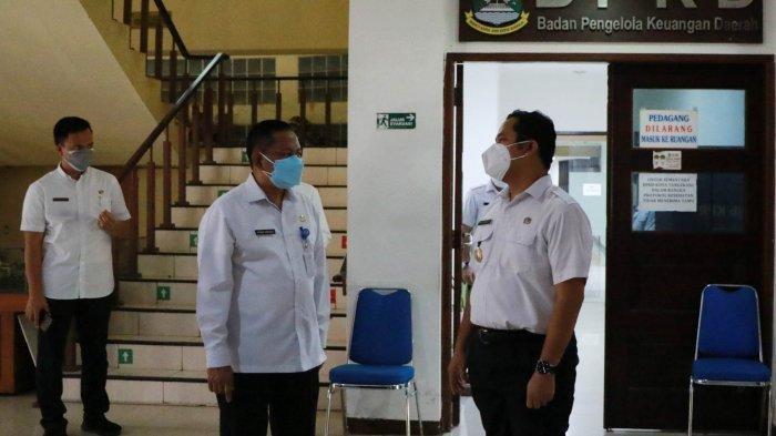 PPKM Darurat, Perkantoran Non-esensial di Kota Tangerang Mulai Dirazia
