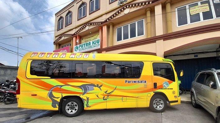 Angkutan Travel di Kota Serang Kembali Beroperasi, Penumpang Dibatasi 50 Persen