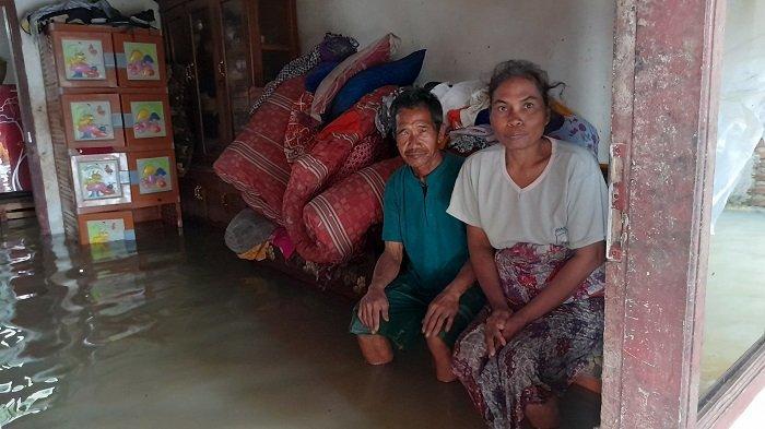 Puluhan Rumah di Lebak Wangi Terendam Banjir, Warga Tak Tidur Semalaman Berharap Bantuan Pemerintah