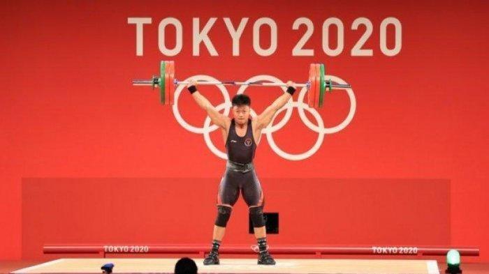 Lifter Indonesia Borong Medali di Olimpiade Tokyo, Kini Giliran Rahmat Abdullah, Berikut Sosoknya