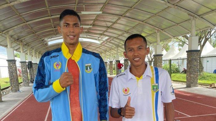 Atlet Cabang Atletik Banten Gagal Raih Medali pada Akhir Pertandingan PON XX Papua