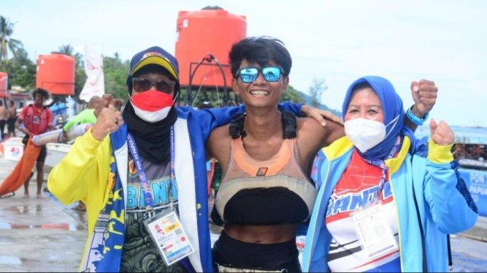 Atlet Cabor Layar Banten Sabet Medali Emas di PON XX Papua, Dexy Berpeluang Raih 2 Medali