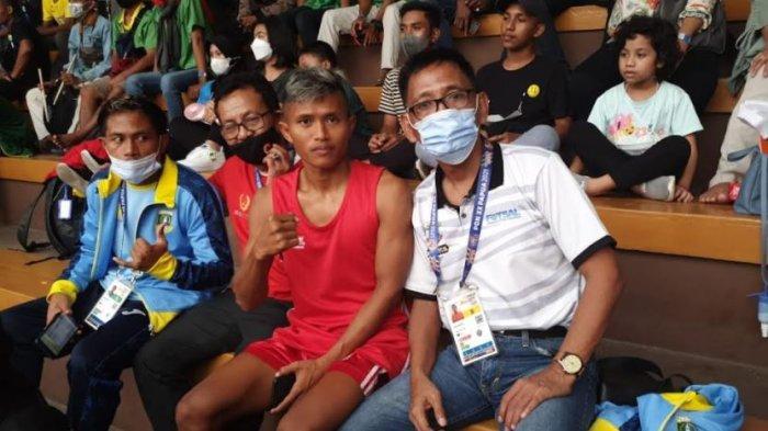 PON XX Papua - Pelatih Muaythai Banten Layangkan Protes ke Panitia Setelah Dinyatakan Kalah Angka