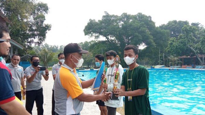 Profil Muhamad Darussalam, Atlet Renang Asal Kabupaten Serang, Raih Berbagai Prestasi di Usia Remaja