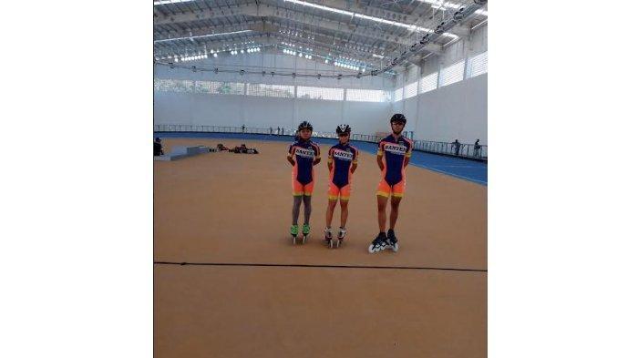 Siap Berlaga di Final PON XX Papua, Atlet Sepatu Roda dan Terbang Layang Banten Optimis Raih Emas