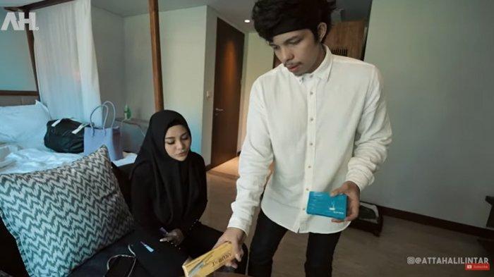 Aurel Hermansyah Miliki Keinginan Pakai Hijab, Atta Halilintar : Jangan Gara-gara Aku