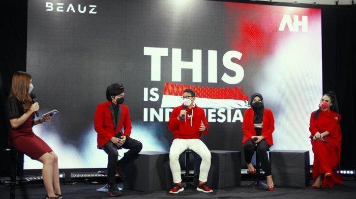 Lagu 'This is Indonesia' Muncul di Times Square New York, Atta Halilintar Ungkap Kebahagiaannya