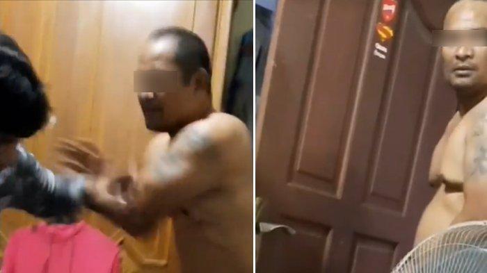 Viral Video Ayah Pukuli Dua Anaknya Sambil Bawa Parang, Korban Nangis Minta Tolong Lewat Instagram