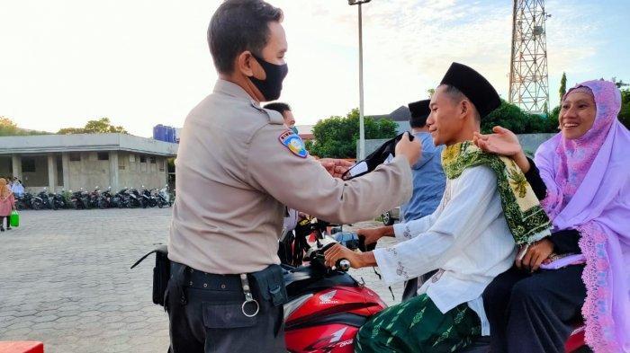 Warga Melanggar Aturan Penggunaan Masker Bakal di Denda Rp 100 Ribu