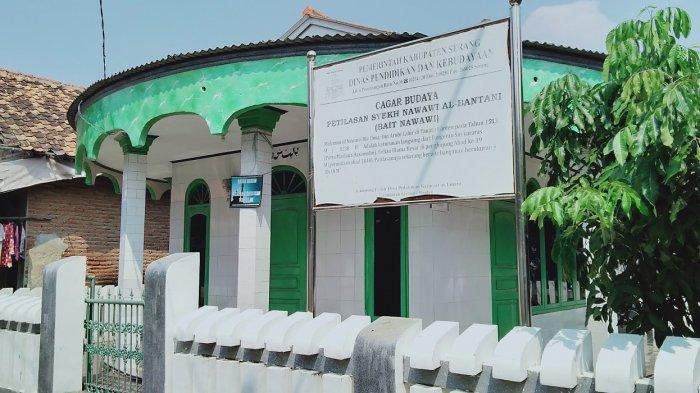 Ratusan Kitab Syekh Nawawi Masih Tersimpan Rapi di Bait Nawawi Kabupaten Serang, Dipakai hingga Kini