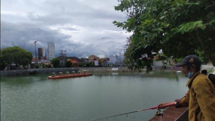Balong Rancalentah Lebak, Dulu Rawa Kumuh Kini Jadi Pusat Jajanan Warga