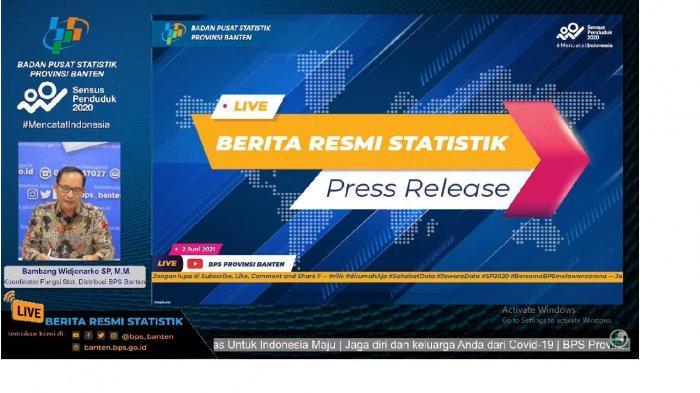 Pertama Kalinya, Banten Mengalami Deflasi, 3 Kelompok Turun Harga Paling Signifikan, Apa Saja?