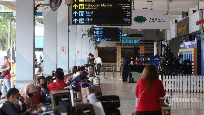 Mulai Hari Ini, Bandara Halim Perdana Kusuma Lakukan Percobaan Tes Genose C19 untuk Penumpang