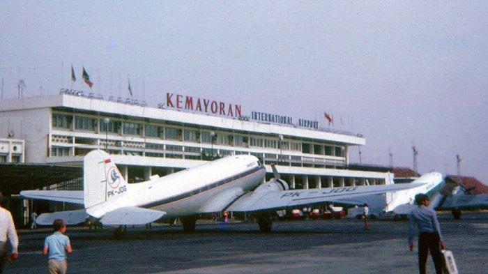 Wilayah Kemayoran, Dari Bandara Berubah Jadi Kawasan Pusat Perdagangan Internasional Indonesia