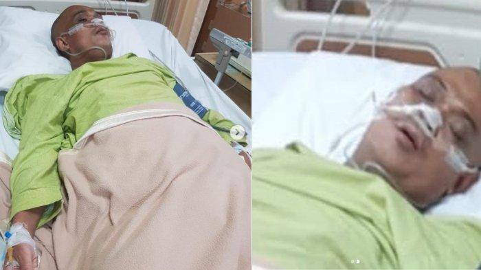 Istri Mau Lahiran, Pelawak 'Masak Aer' Sapri Pesbukers Dikabarkan Terbaring Sakit di ICU