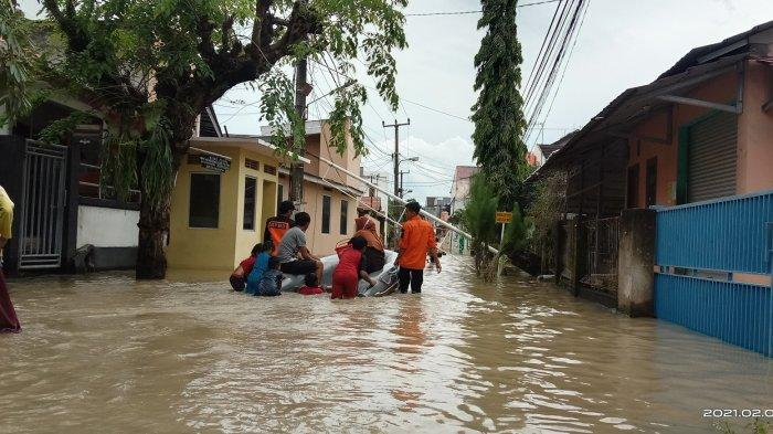 Banten Masuk Daftar 5 Provinsi Siaga Banjir, BMKG: Curah Hujan akibat La Nina, Perlu Waspada