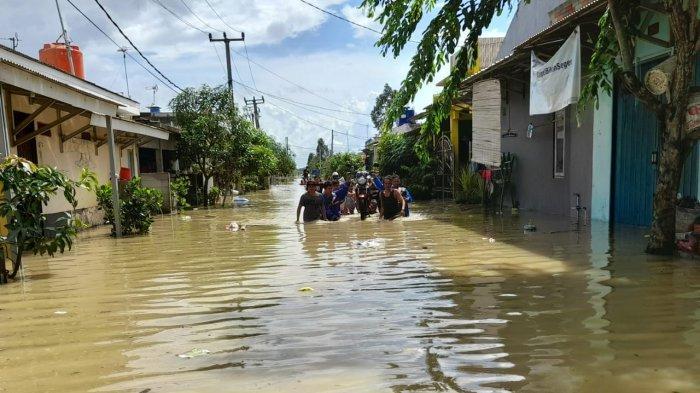 Banjir Rendam 5 Kecamatan di Kabupaten Serang, Ternyata Wilayah Rawan Banjir