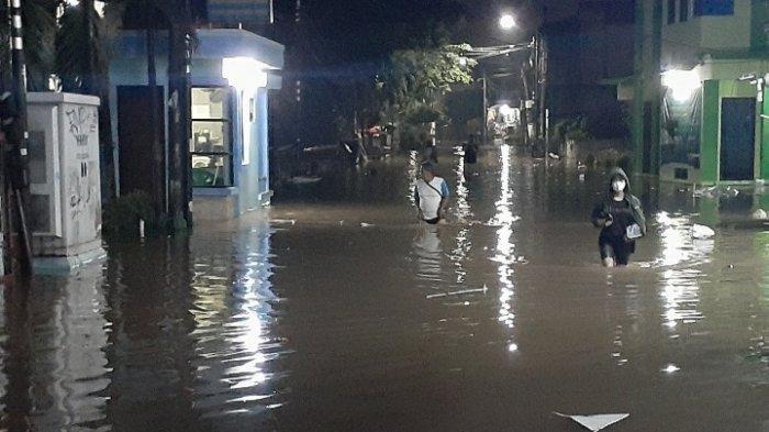 Warga Mengeluh Satu Minggu 3 Kali Banjir di Maharta & Kampung Bulak, Begini Solusi Wali Kota Tangsel