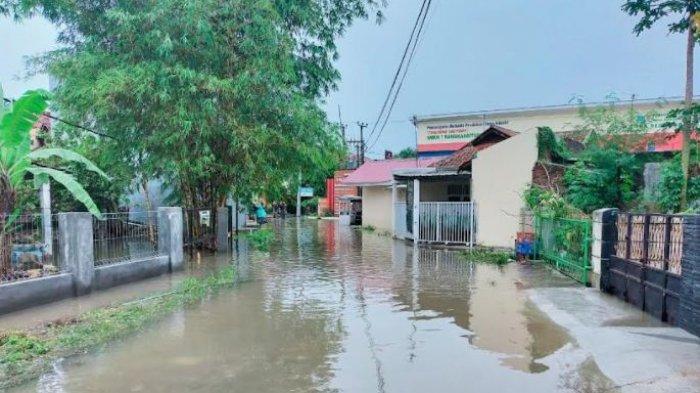 Tempat Ujian Kebanjiran, Tes SKD PPPK Guru di Kabupaten Lebak Ditunda
