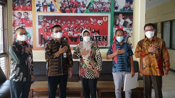 Bank Banten Gelontorkan Dana Promosi kepada KONI Rp 100 Juta, Dukung Atlet Banten di PON XX Papua
