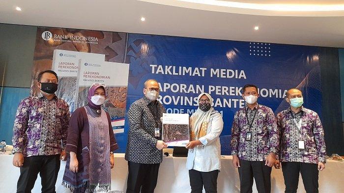 Pertumbuhan Ekonomi Banten pada Triwulan I 2021 Turun ke Level Risiko Aman