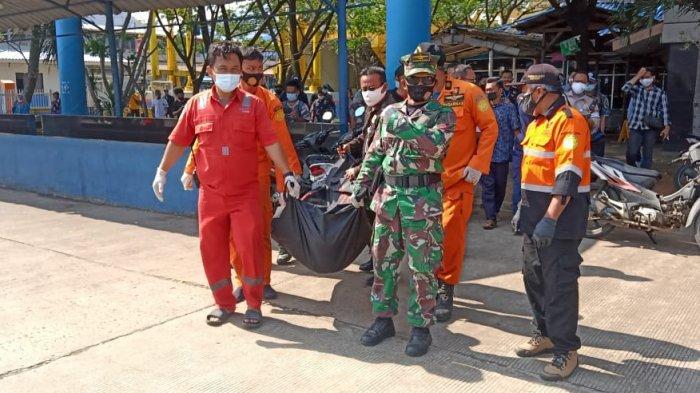 OB KMP Sebuku Ditemukan Tewas Sekitar 2 Meter dari Lokasi Terjatuh di Perairan Merak
