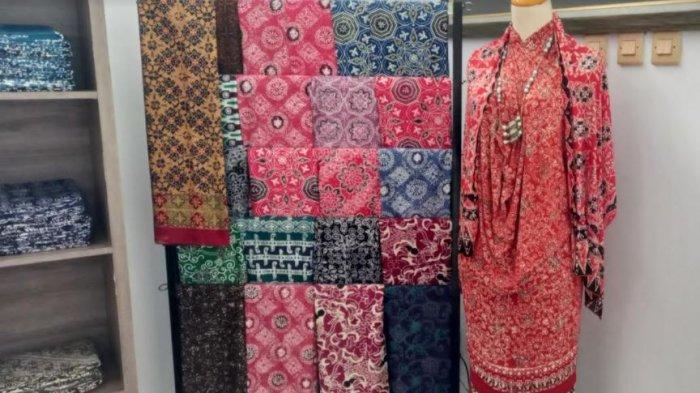 Batik Banten Mukarnas Miliki Koleksi Batik Bercorak Artefak Kesultanan Banten, Libatkan Arkeolog UI