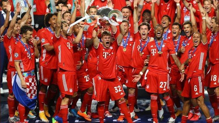 Juara Liga Champions, Bayern Muenchen Catat Rekor Sempurna