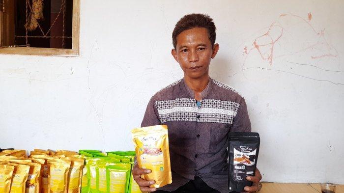 Kisah Zaki, Usaha Minuman Rempah Asal Pandeglang, Awal Pandemi Covid-19 Permintaan Naik 2.000 Persen