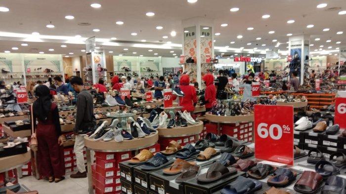 Larangan Mudik, Pengunjung Pusat Perbelanjaan dan Mal Diprediksi Meningkat