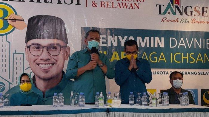 Sidang MK, Muhamad-Rahayu Tuding Airin Dompleng Santunan Anak Yatim untuk Kepentingan Ben-Pilar
