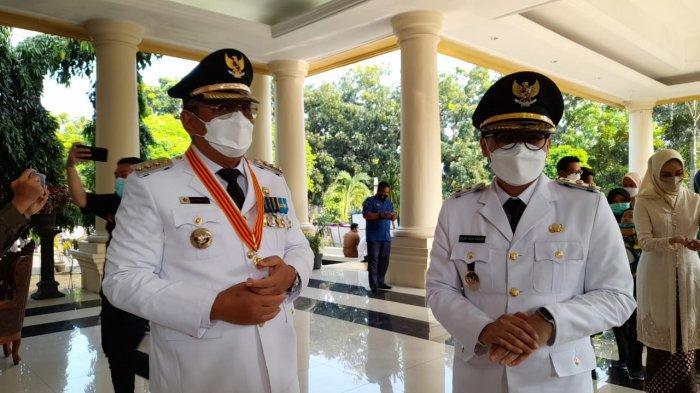 SAH! Benyamin Davnie-Pilar Saga Ichsan Resmi Menjadi Wali Kota dan Wakil Wali Kota Tangerang Selatan