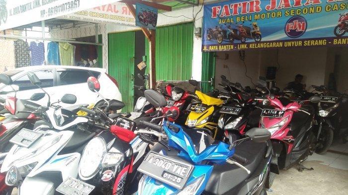 Berburu Motor Bekas di Serang, Berikut Kisaran Harga Honda, Yamaha, dan Suzuki di Sejumlah Showroom