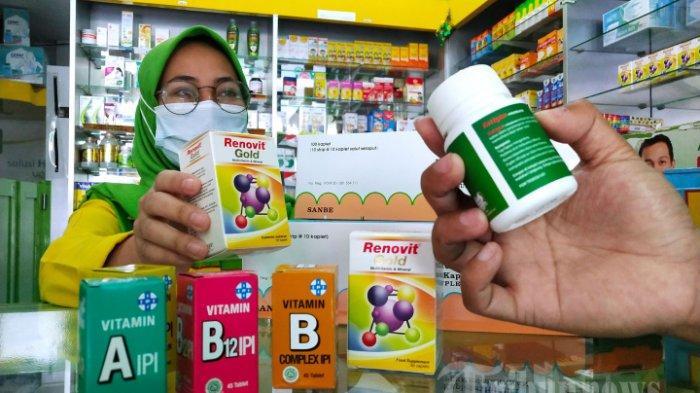 Satgas Covid-19 Lebak Segera Salurkan 200 Paket Obat dan Vitamin Gratis bagi Pasien yang Isoman