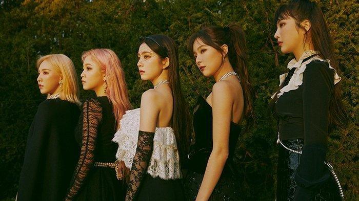 Red Velvet Resmi Comeback dengan Full Member pada Agustus 2021
