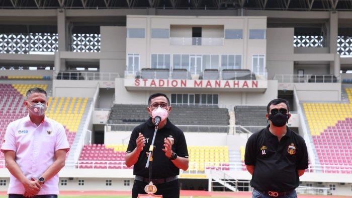 Hengkang dari Jabodetabek, Bhayangkara FC Pindah Homebase ke Solo, Resmi Berganti Nama