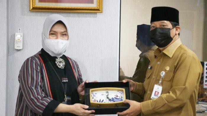 Bank Indonesia Banten Mendorong Pemkab Serang untuk Membentuk TP2DD
