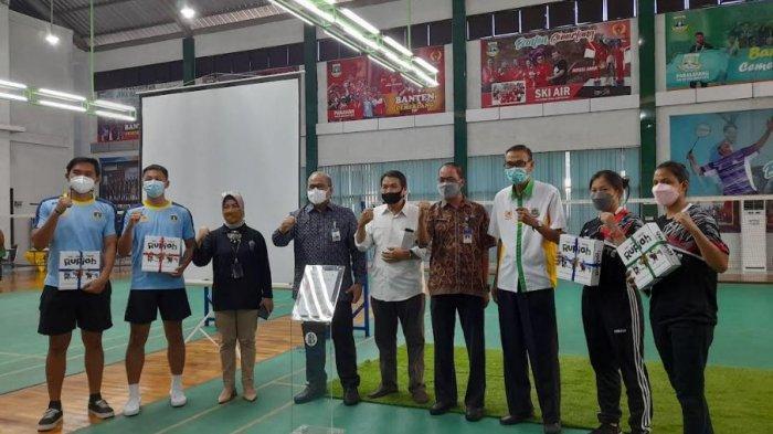 Atlet Banten yang Berlaga di PON XX Papua Diedukasi Soal QRIS, Tak Perlu Bawa Uang Tunai Banyak