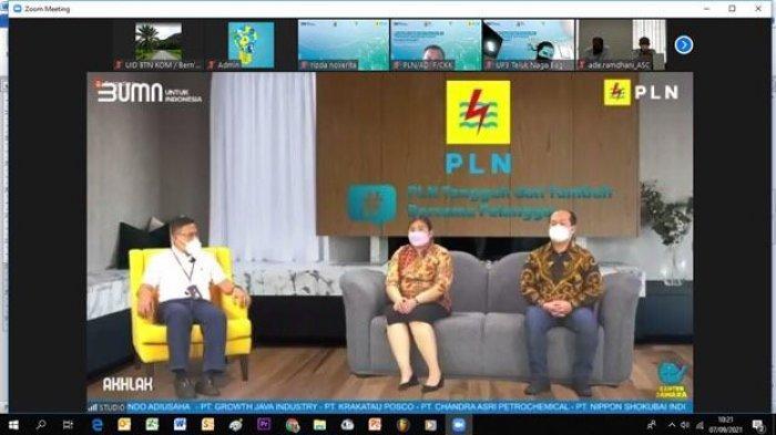 Kang Sandika Sapa dan Apresiasi Pelanggan PLN Banten, Demi Meningkatkan Pelayanan