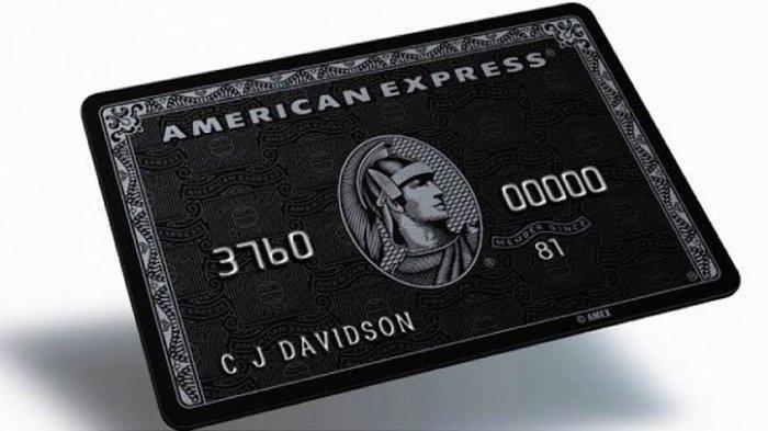 Fakta Black Card, Kartu yang Dimiliki Nagita Slavina, Minimal Penghasilan Rp 18,5 Miliar per Tahun