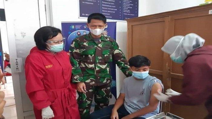 Vaksinasi Anak Usia 12-17 Tahun di Kabupaten Serang Belum Dapat Dilakukan, Kadinkes Ungkap Alasannya