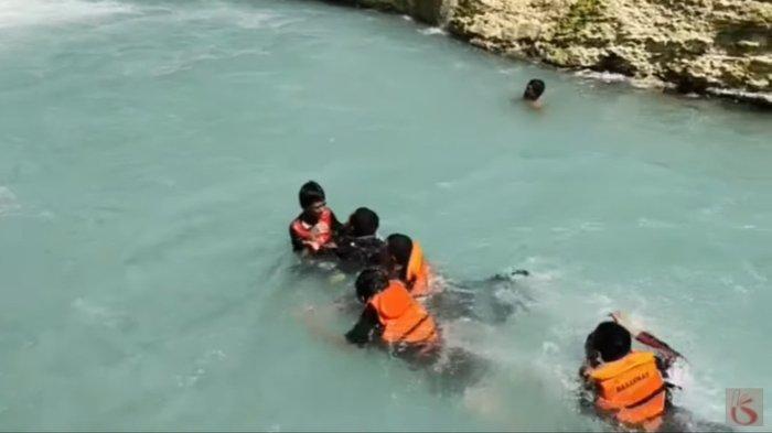 Bocah 11 Tahun Ditemukan Selamat Setelah Tenggelam dan Menghilang 20 Jam, Pengangan Akar Semalaman
