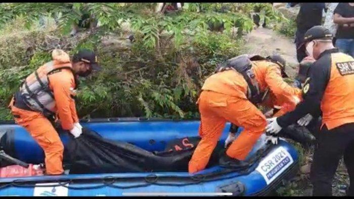 Seorang bocah berusia 13 tahun meninggal dunia setelah tenggelam di danau bekas galian pasir di Kecamatan Cikupa, Kabupaten Tangerang, Jumat (30/7/2021).