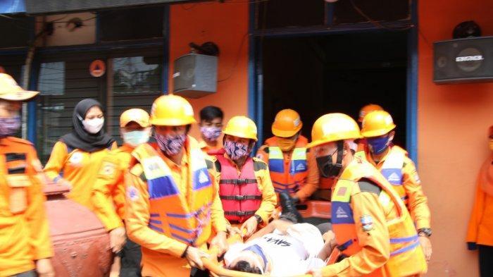 Terdengar Suara Ledakan Petasan Diiringi Sirine di Kantor BPBD Kabupaten Serang, Ada Apa Gerangan?