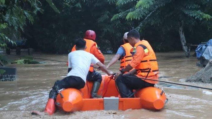 Warga Laporkan Terjadi Bencana di Tiga Tempat, BPBD Kabupaten Serang Langsung Meluncur Siang ini