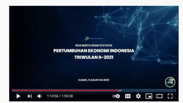 Pertumbuhan Ekonomi Banten Berada di Zona Positif pada Kuartal II-2021, 2 Lapangan Usaha Kontraksi