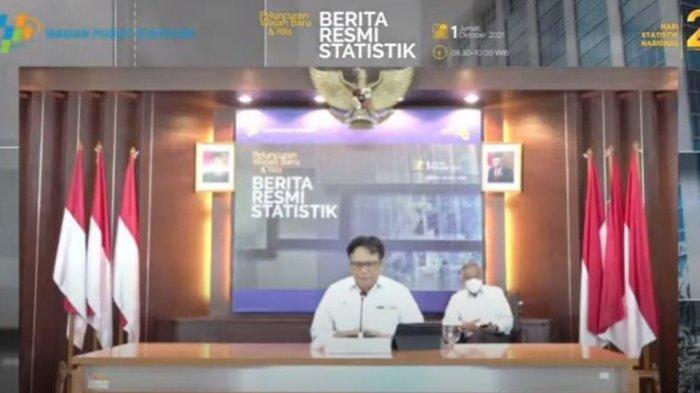 Banten Alami Deflasi 0,10 Persen di September 2021, Ini Kelompok Produk yang Turun Harga Signifikan